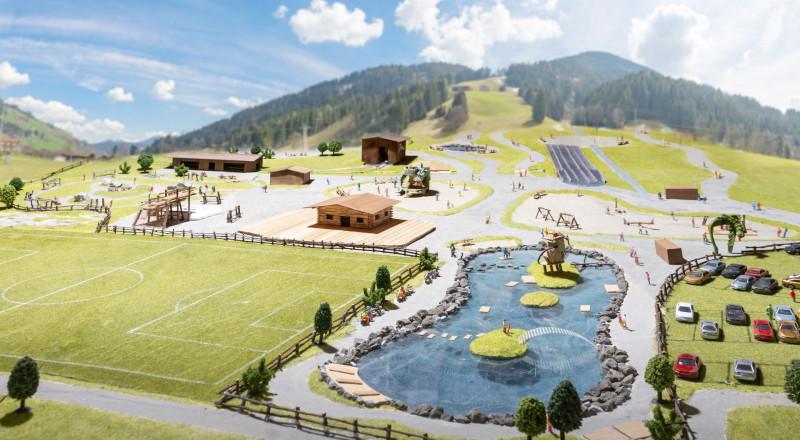 """Projekt """"Wildschönauer Freizeitpark"""""""